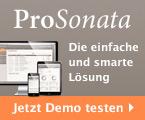 ProSonata Agentursoftware - Projektverwaltung und Faktura