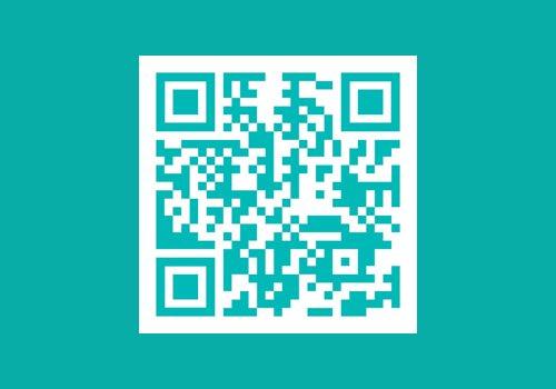 In Projektron Kontakte per QR-Code erfassen