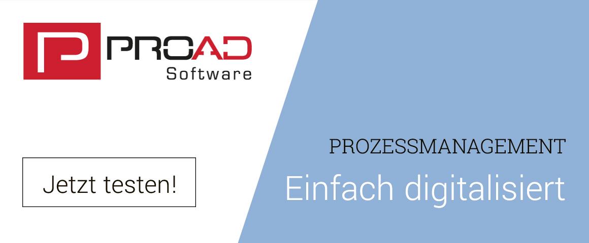 PROAD Software jetzt testen